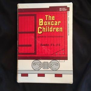 Boxcar Children Books 1-4